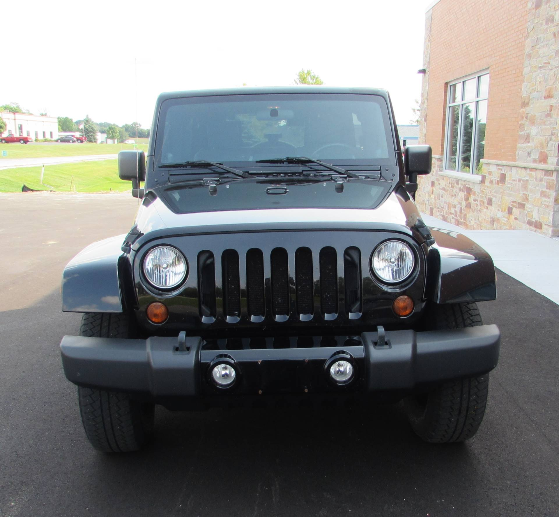 2010 Jeep Wrangler Sahara Unlimited in Big Bend, Wisconsin - Photo 4