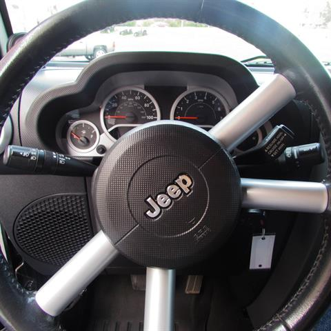 2010 Jeep Wrangler Sahara Unlimited in Big Bend, Wisconsin - Photo 8