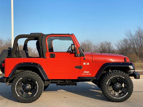 2005 Jeep® Wrangler X in Big Bend, Wisconsin - Photo 3