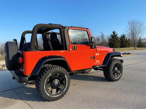 2005 Jeep® Wrangler X in Big Bend, Wisconsin - Photo 43