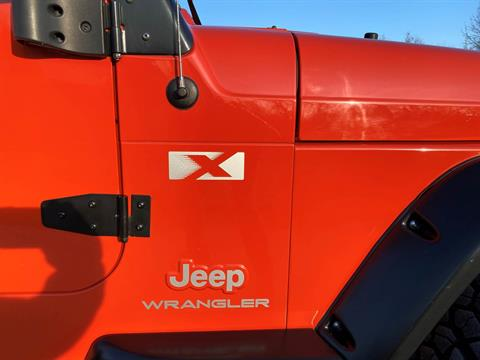 2005 Jeep® Wrangler X in Big Bend, Wisconsin - Photo 22