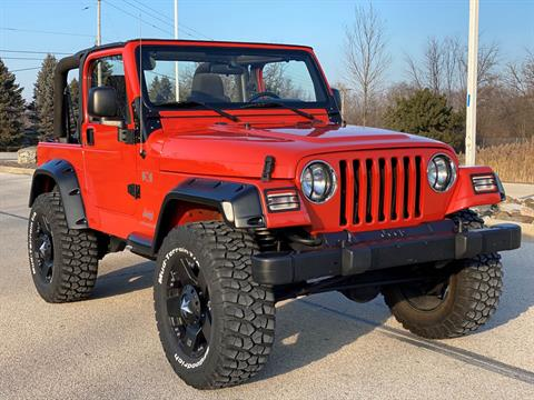 2005 Jeep® Wrangler X in Big Bend, Wisconsin - Photo 38