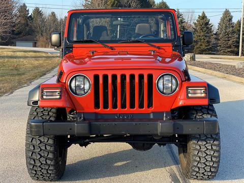 2005 Jeep® Wrangler X in Big Bend, Wisconsin - Photo 6