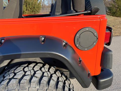 2005 Jeep® Wrangler X in Big Bend, Wisconsin - Photo 24