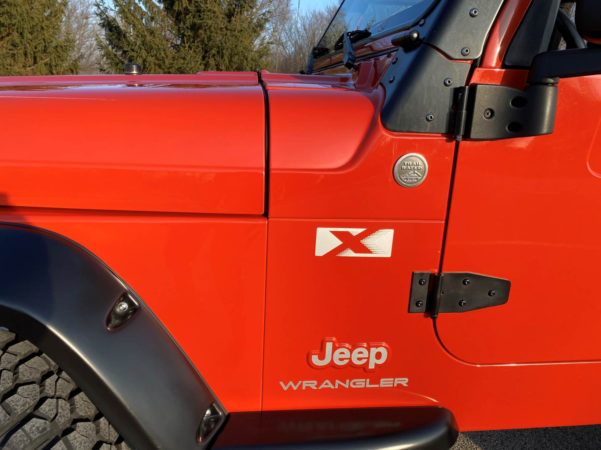 2005 Jeep® Wrangler X in Big Bend, Wisconsin - Photo 69