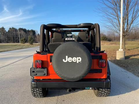 2005 Jeep® Wrangler X in Big Bend, Wisconsin - Photo 54