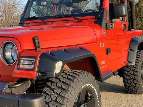 2005 Jeep® Wrangler X in Big Bend, Wisconsin - Photo 55