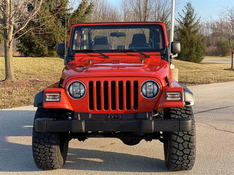 2005 Jeep® Wrangler X in Big Bend, Wisconsin - Photo 50