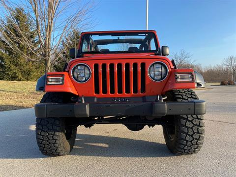 2005 Jeep® Wrangler X in Big Bend, Wisconsin - Photo 88