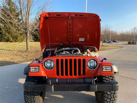 2005 Jeep® Wrangler X in Big Bend, Wisconsin - Photo 95