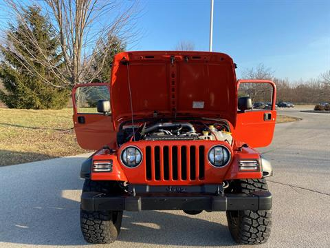 2005 Jeep® Wrangler X in Big Bend, Wisconsin - Photo 96