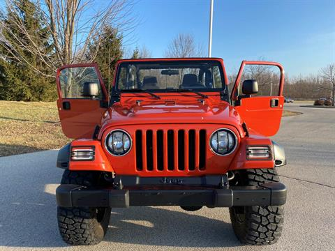2005 Jeep® Wrangler X in Big Bend, Wisconsin - Photo 97