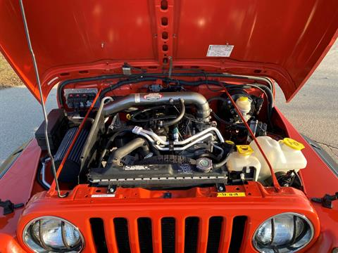 2005 Jeep® Wrangler X in Big Bend, Wisconsin - Photo 102