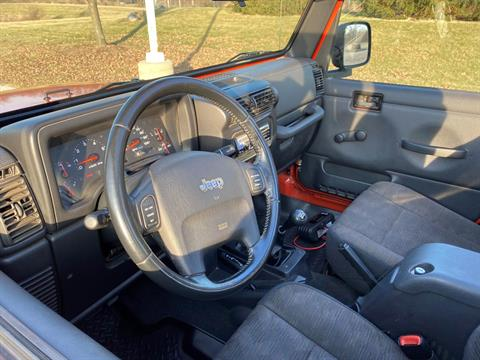 2005 Jeep® Wrangler X in Big Bend, Wisconsin - Photo 107