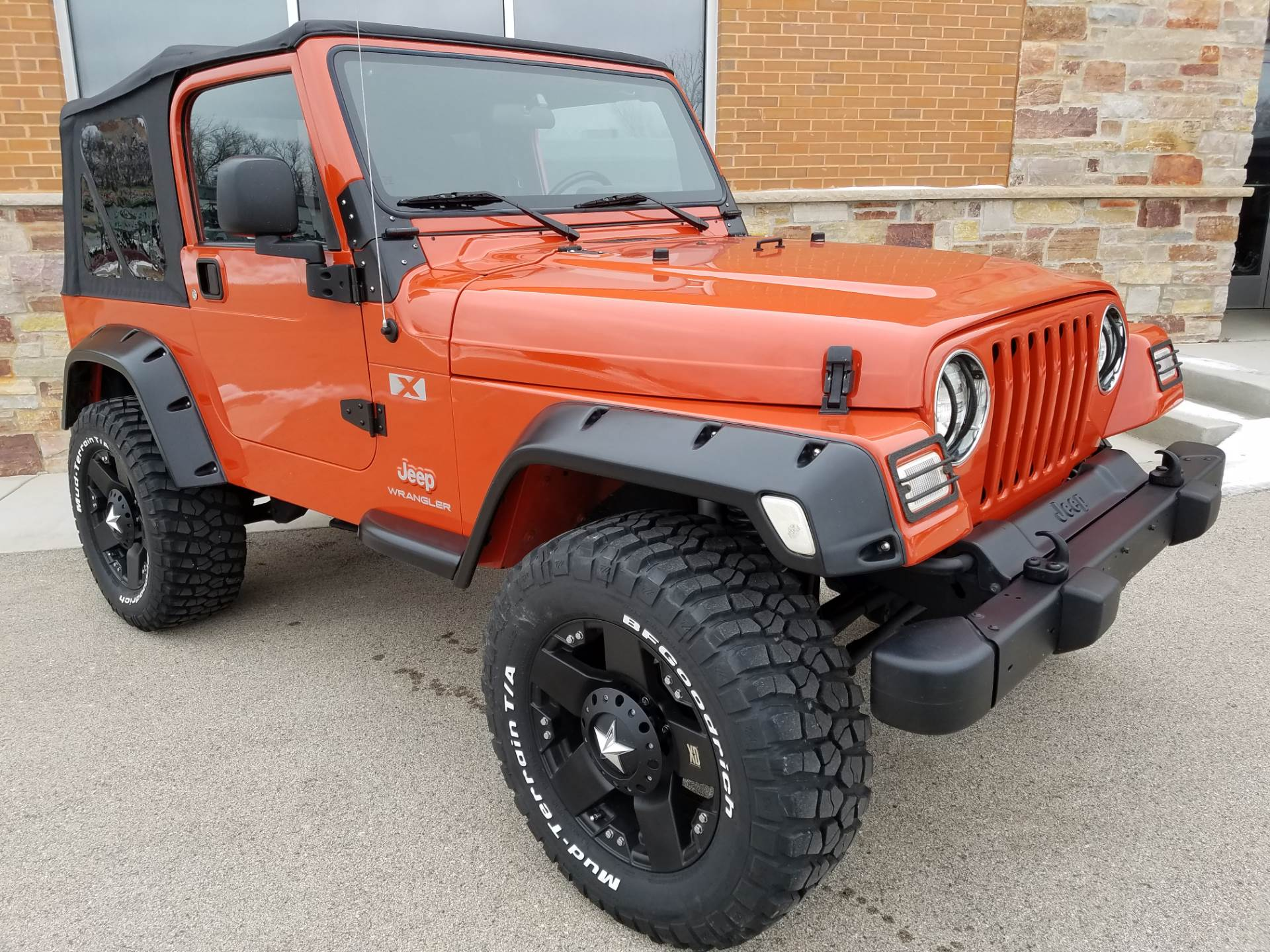 2005 Jeep® Wrangler X in Big Bend, Wisconsin - Photo 4