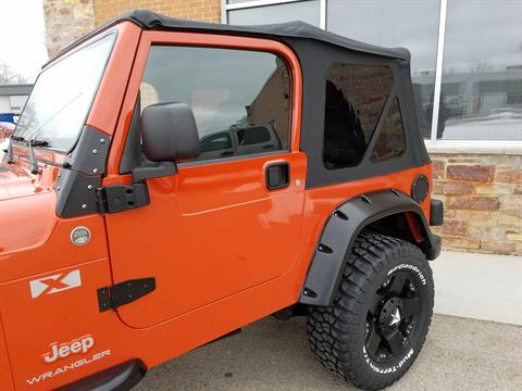 2005 Jeep® Wrangler X in Big Bend, Wisconsin - Photo 40