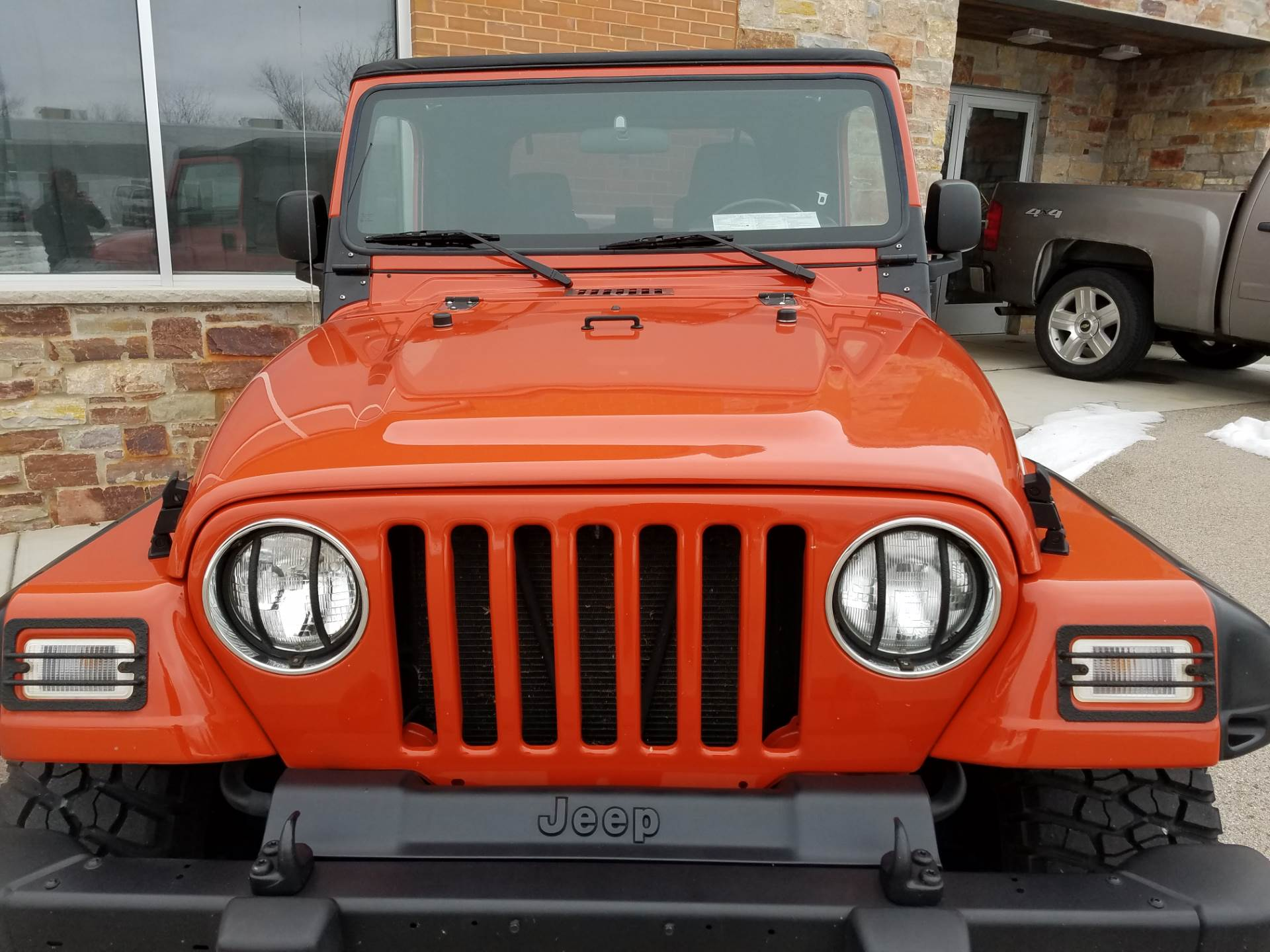2005 Jeep® Wrangler X in Big Bend, Wisconsin - Photo 51