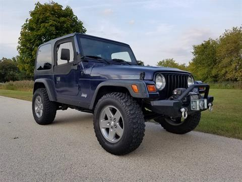 1997 Jeep® Wrangler Sport in Big Bend, Wisconsin - Photo 1