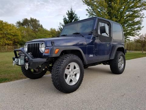 1997 Jeep® Wrangler Sport in Big Bend, Wisconsin - Photo 34