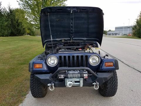 1997 Jeep® Wrangler Sport in Big Bend, Wisconsin - Photo 84