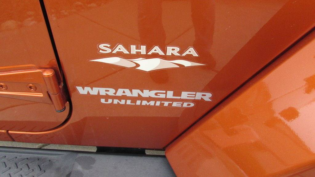 2011 Jeep WRANGLER UNLIMITED SAHARA in Big Bend, Wisconsin - Photo 3