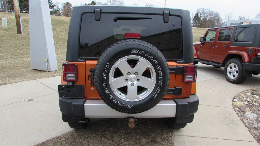 2011 Jeep WRANGLER UNLIMITED SAHARA in Big Bend, Wisconsin - Photo 6