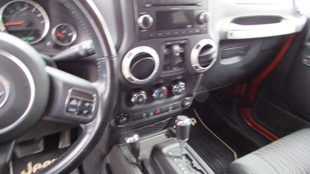 2011 Jeep WRANGLER UNLIMITED SAHARA in Big Bend, Wisconsin - Photo 15