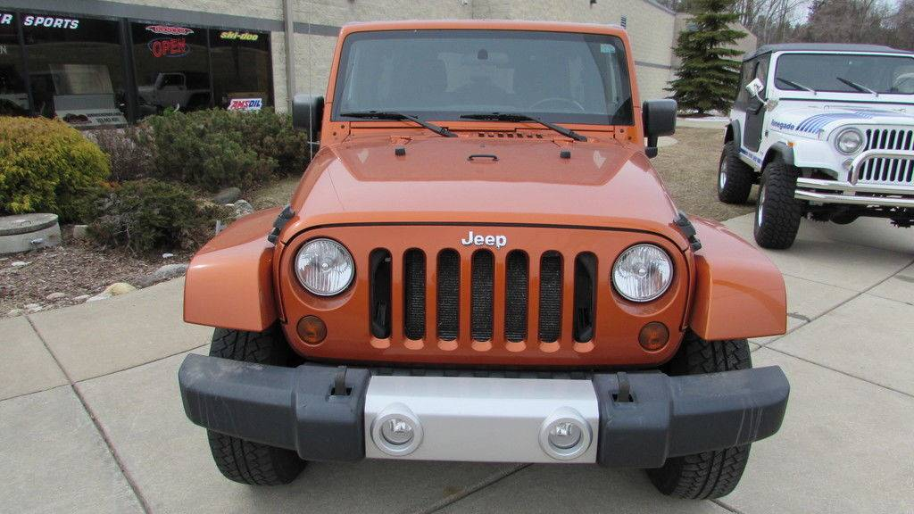 2011 Jeep WRANGLER UNLIMITED SAHARA in Big Bend, Wisconsin - Photo 11
