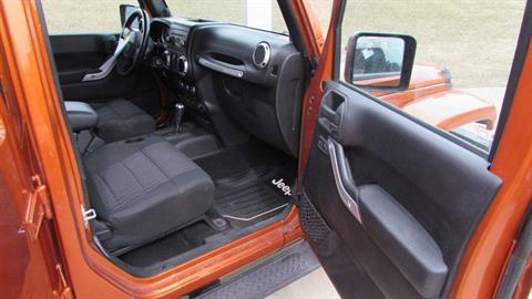 2011 Jeep WRANGLER UNLIMITED SAHARA in Big Bend, Wisconsin - Photo 19