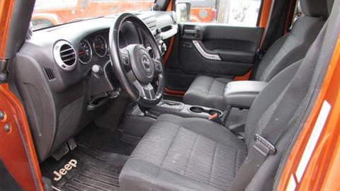 2011 Jeep WRANGLER UNLIMITED SAHARA in Big Bend, Wisconsin - Photo 21