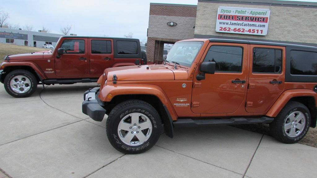 2011 Jeep WRANGLER UNLIMITED SAHARA in Big Bend, Wisconsin - Photo 5