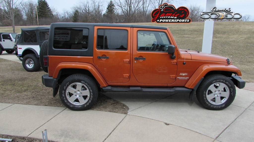 2011 Jeep WRANGLER UNLIMITED SAHARA in Big Bend, Wisconsin - Photo 1