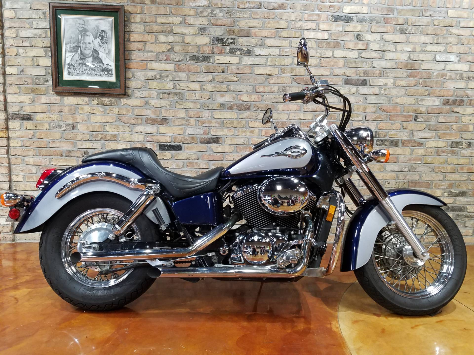 2001 Honda Shadow Ace 750 Deluxe in Big Bend, Wisconsin - Photo 61