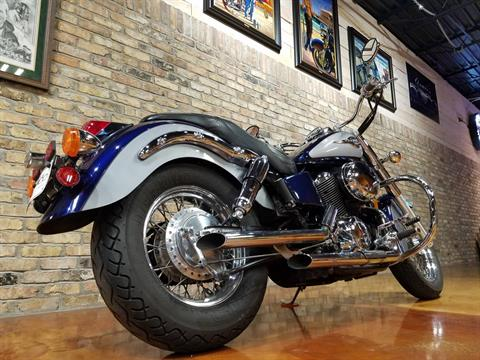 2001 Honda Shadow Ace 750 Deluxe in Big Bend, Wisconsin - Photo 3