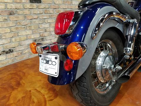2001 Honda Shadow Ace 750 Deluxe in Big Bend, Wisconsin - Photo 18