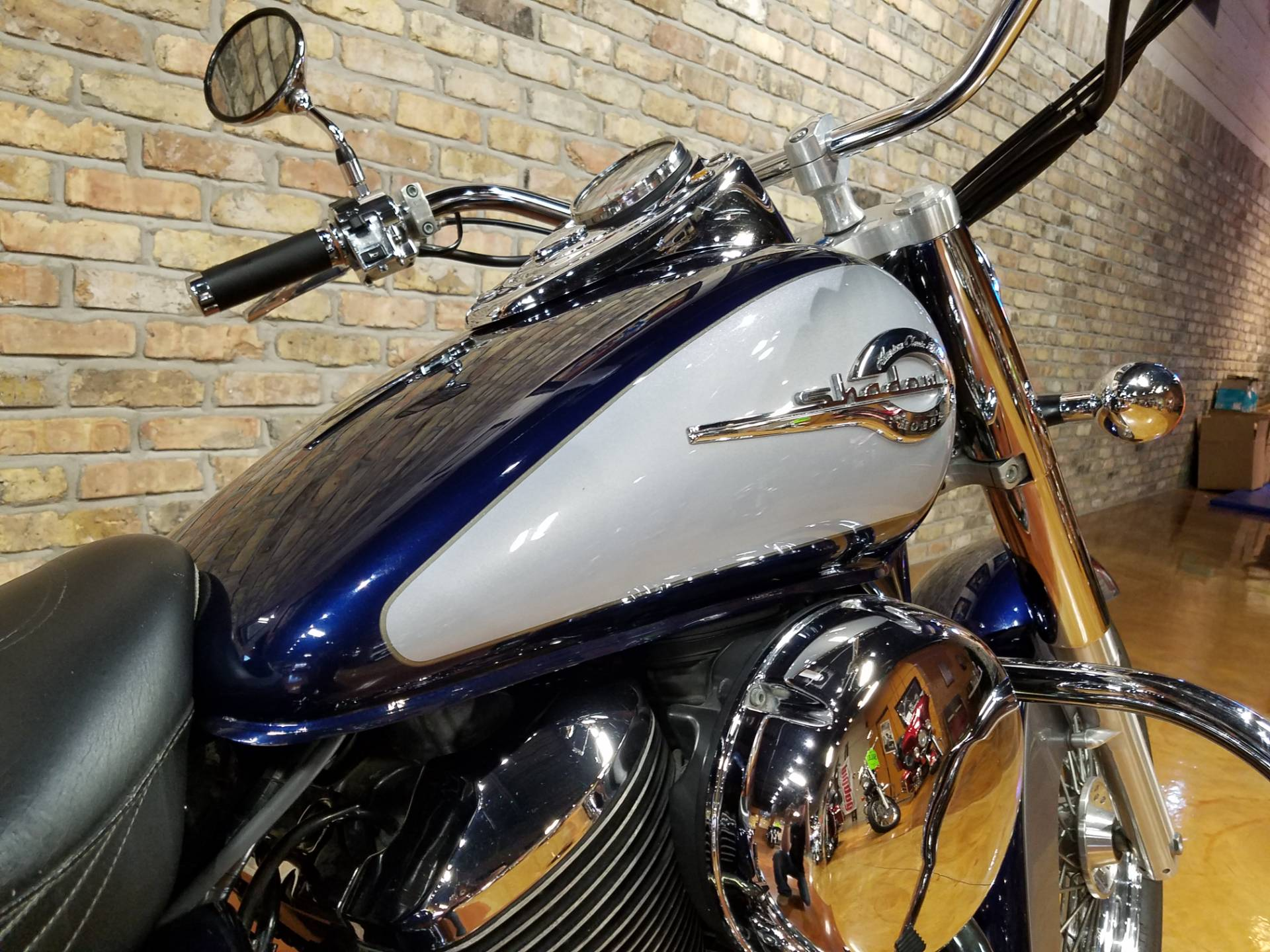 2001 Honda Shadow Ace 750 Deluxe in Big Bend, Wisconsin - Photo 21