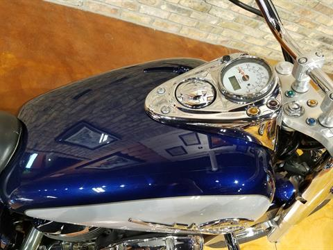 2001 Honda Shadow Ace 750 Deluxe in Big Bend, Wisconsin - Photo 24