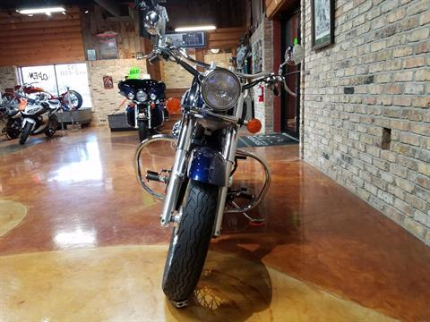 2001 Honda Shadow Ace 750 Deluxe in Big Bend, Wisconsin - Photo 25