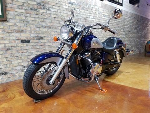 2001 Honda Shadow Ace 750 Deluxe in Big Bend, Wisconsin - Photo 35