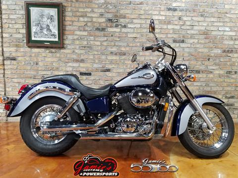 2001 Honda Shadow Ace 750 Deluxe in Big Bend, Wisconsin - Photo 1