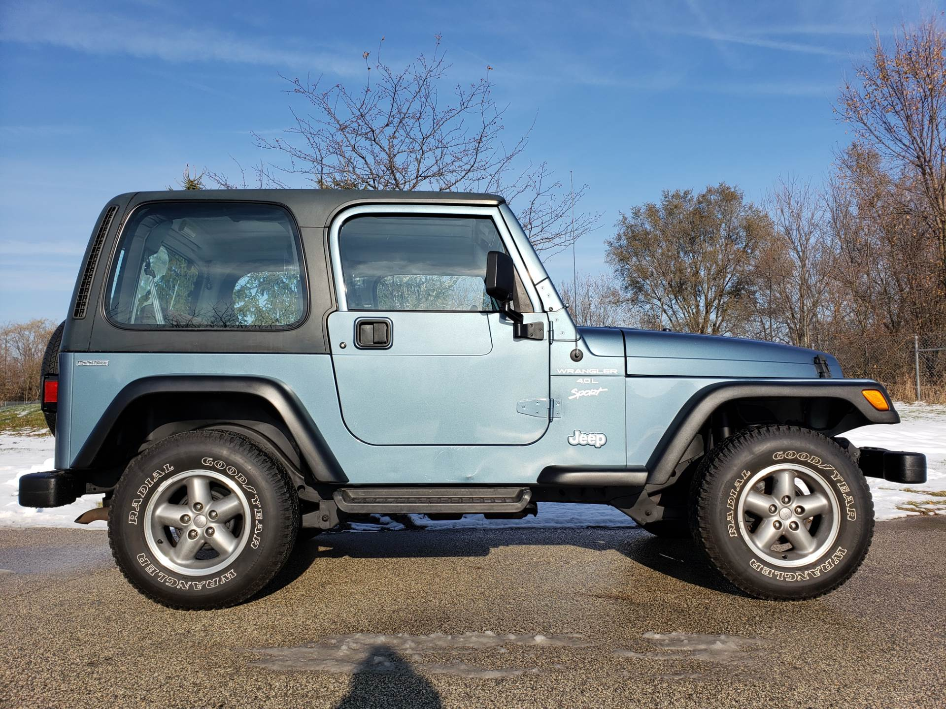 1999 Jeep® Wrangler Sport in Big Bend, Wisconsin - Photo 4