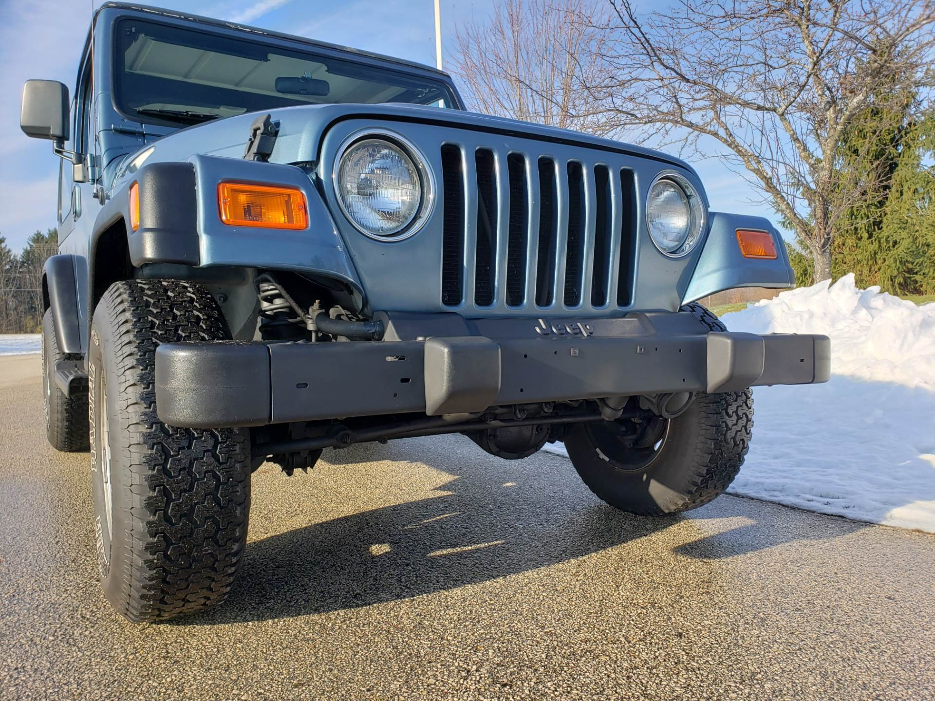 1999 Jeep® Wrangler Sport in Big Bend, Wisconsin - Photo 17