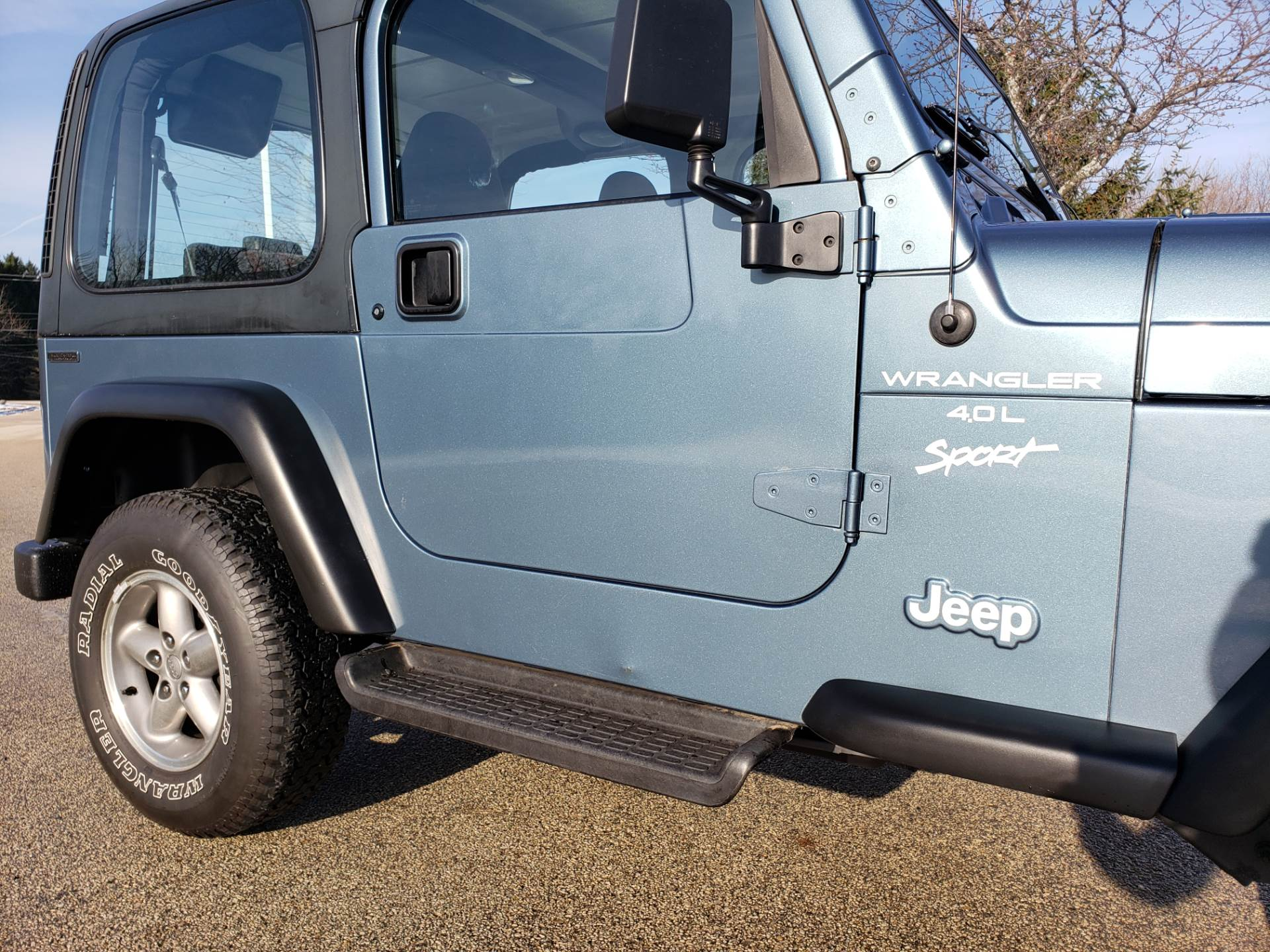 1999 Jeep® Wrangler Sport in Big Bend, Wisconsin - Photo 19