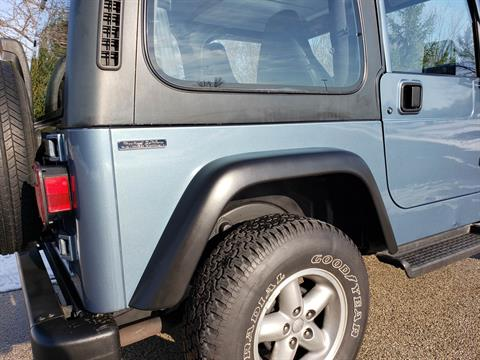 1999 Jeep® Wrangler Sport in Big Bend, Wisconsin - Photo 21