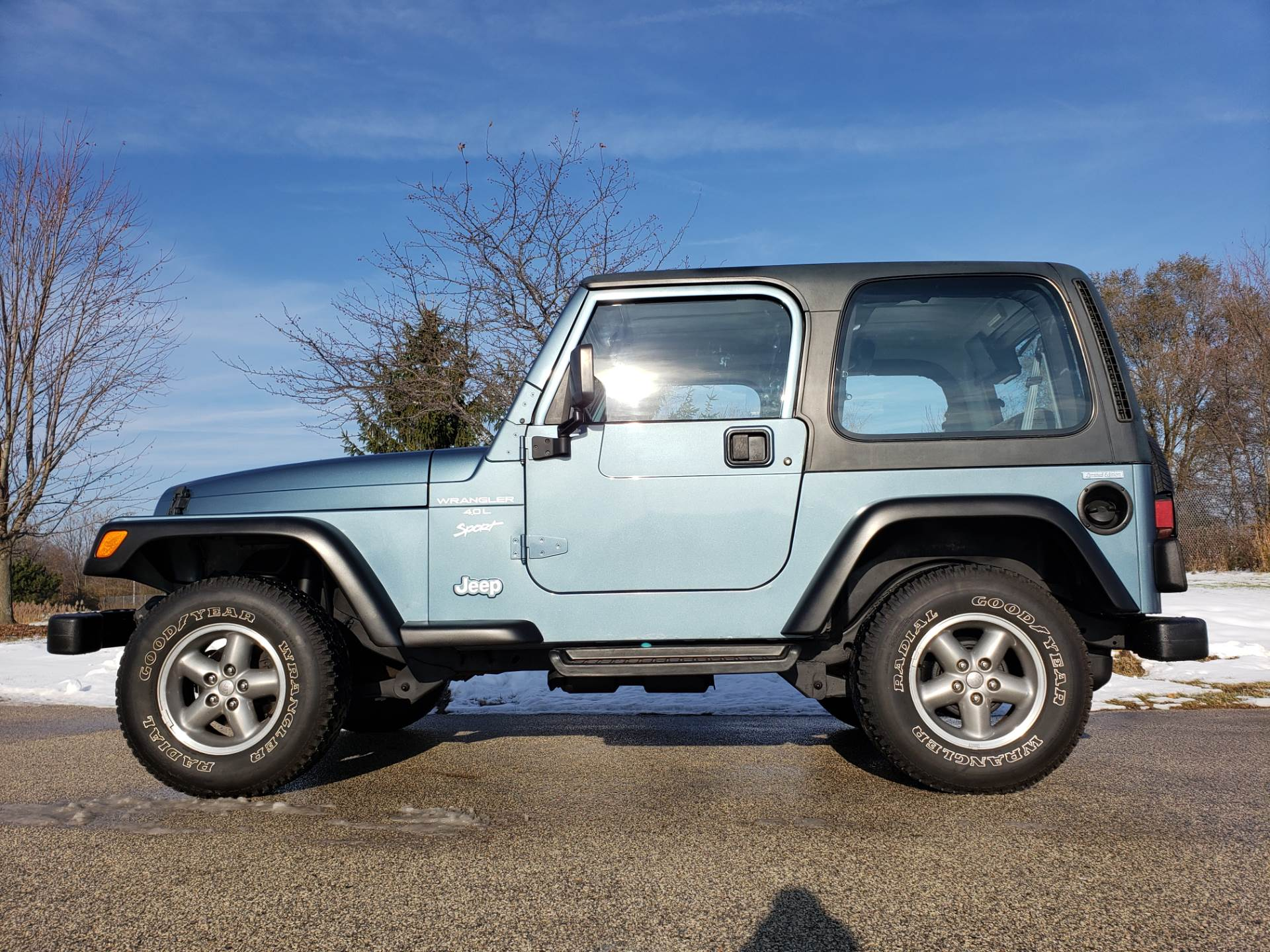 1999 Jeep® Wrangler Sport in Big Bend, Wisconsin - Photo 3