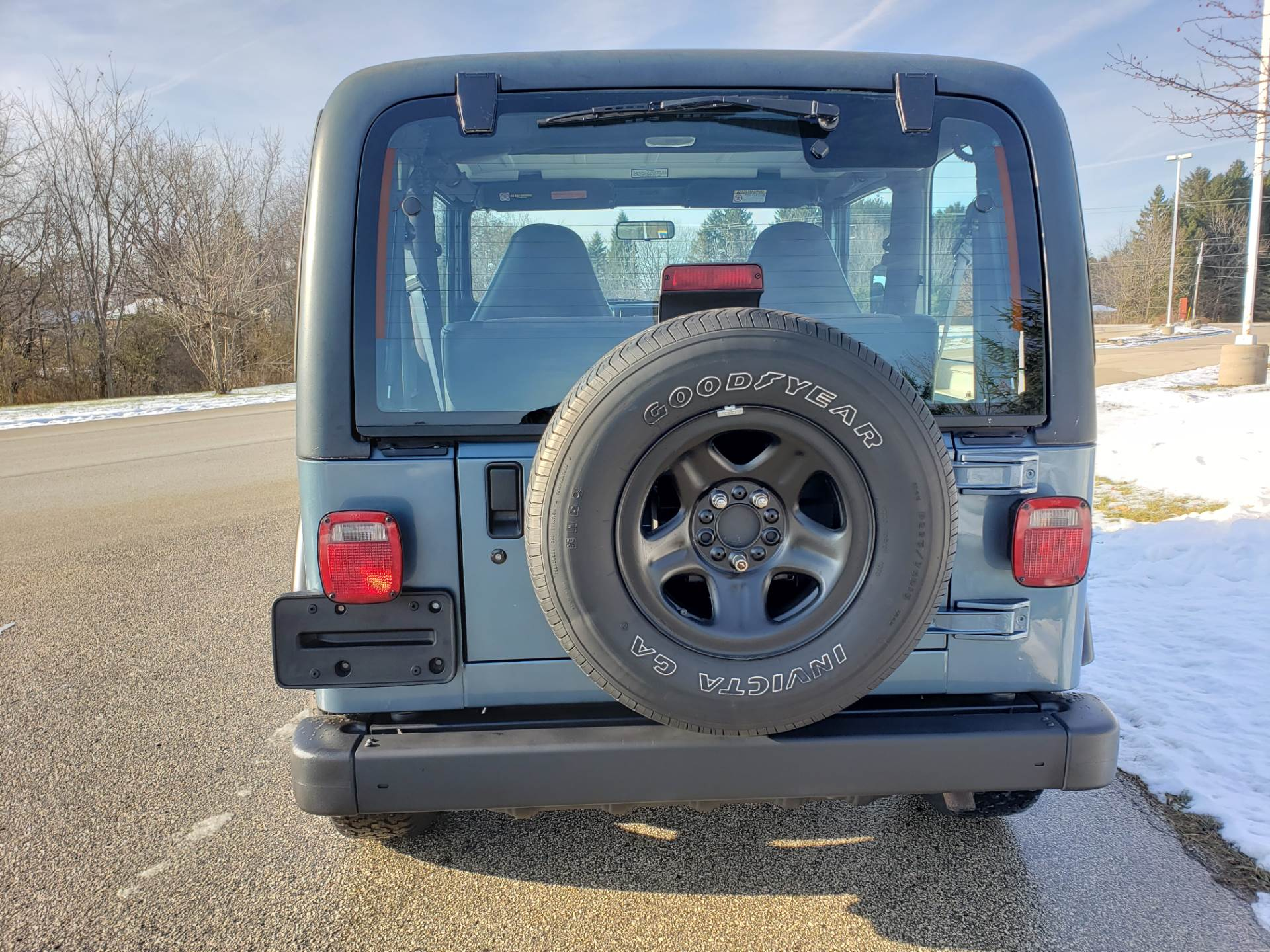 1999 Jeep® Wrangler Sport in Big Bend, Wisconsin - Photo 28
