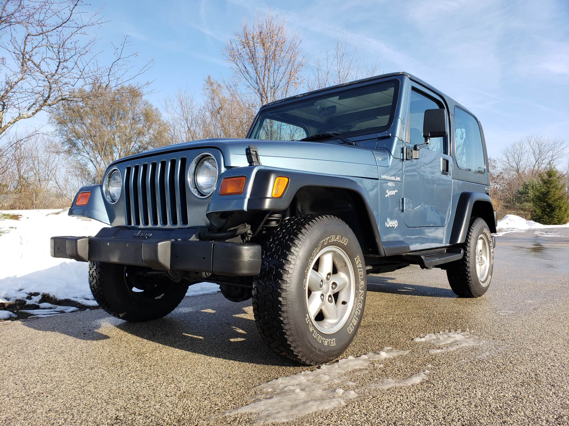 1999 Jeep® Wrangler Sport in Big Bend, Wisconsin - Photo 32