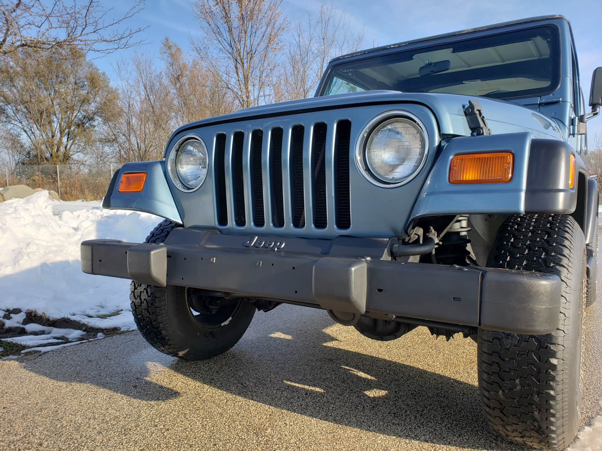 1999 Jeep® Wrangler Sport in Big Bend, Wisconsin - Photo 34