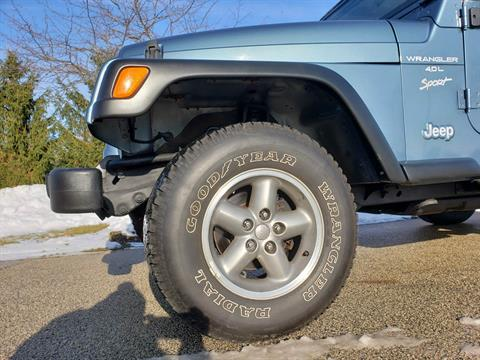 1999 Jeep® Wrangler Sport in Big Bend, Wisconsin - Photo 35