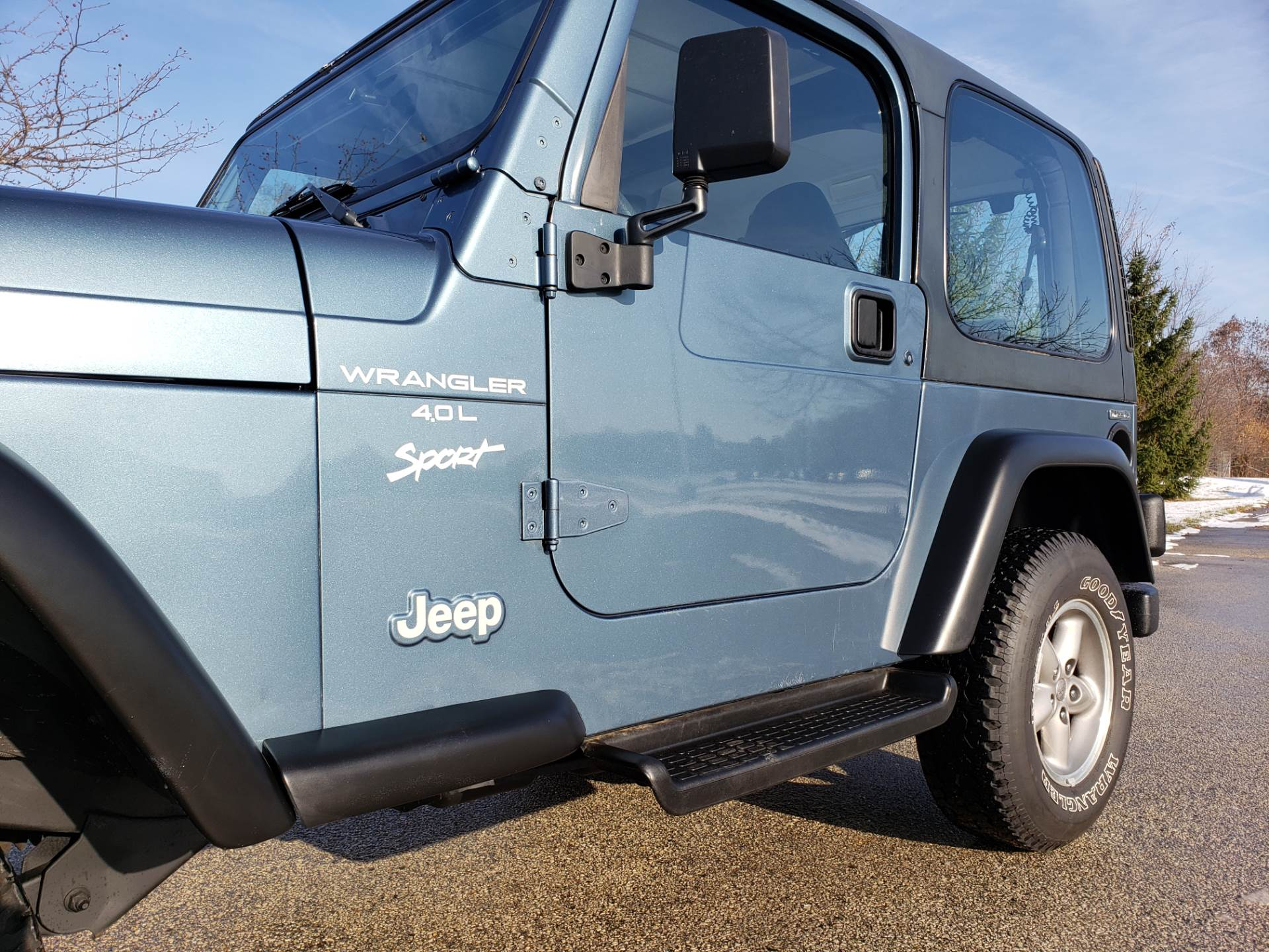 1999 Jeep® Wrangler Sport in Big Bend, Wisconsin - Photo 36